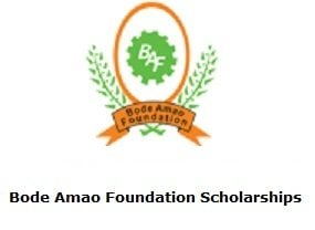 Bode Amao Foundation (BAF) Undergraduate Scholarships