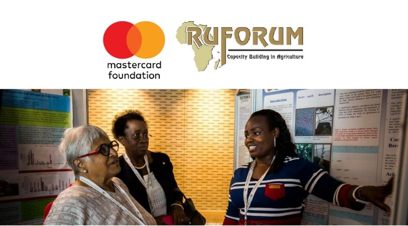 MasterCard Foundation at RUFORUM Scholarships
