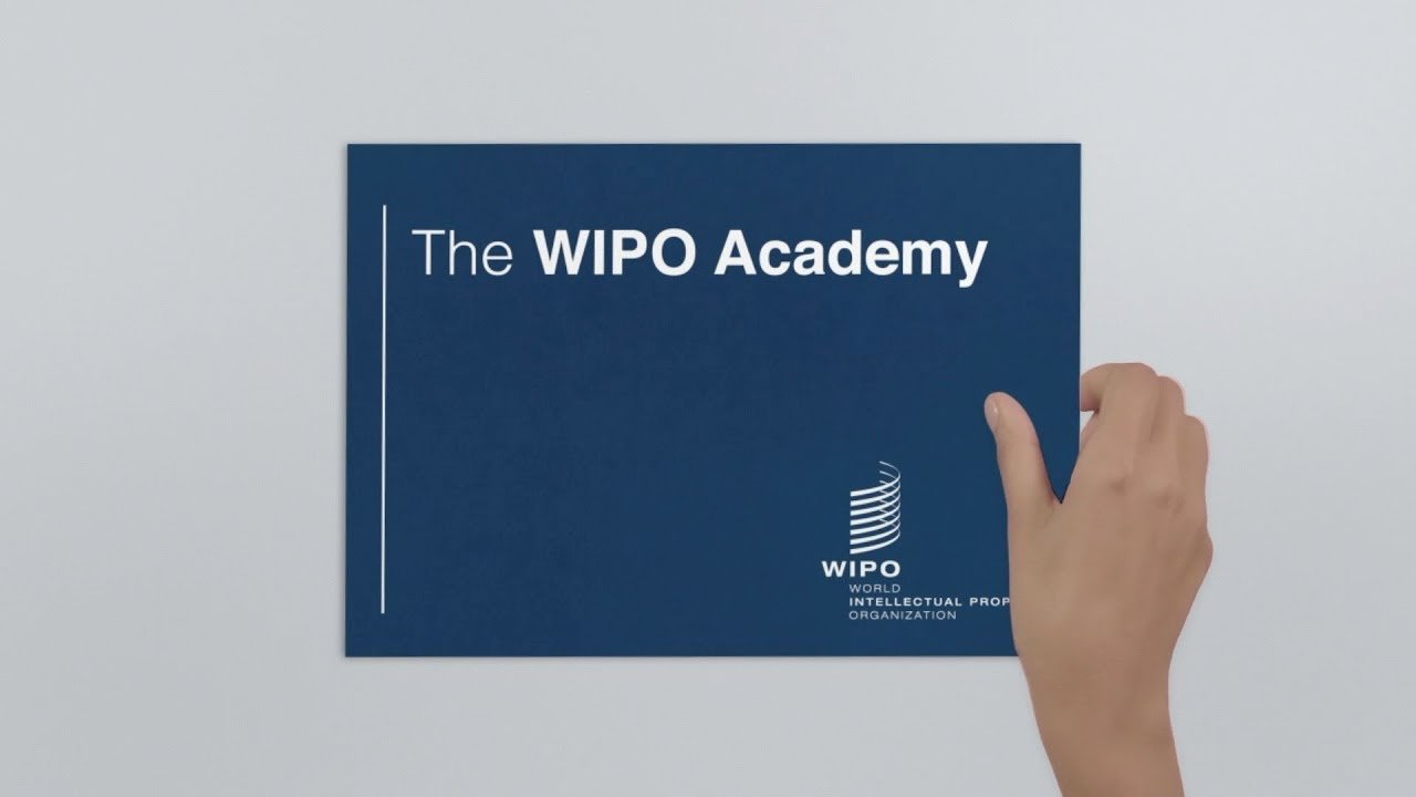 WIPO Academy Master of Law in Intellectual Property Scholarship