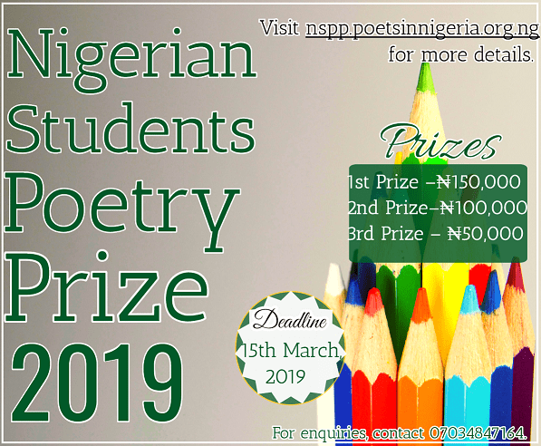 Nigerian Students Poetry Prize (NSPP)