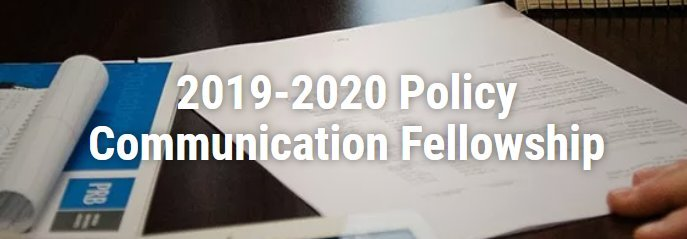 Population Reference Bureau (PRB) Policy Communication Fellowship
