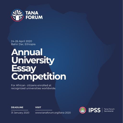 Tana Forum Annual University Essay Competition
