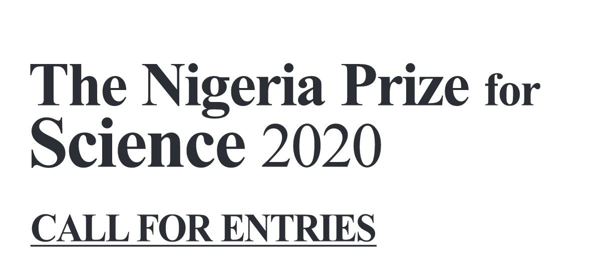 Nigeria LNG (NLNG) Prize for Science