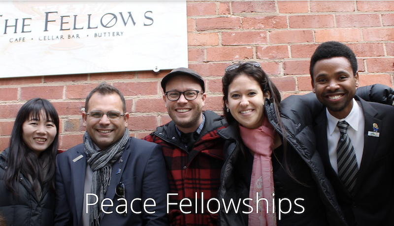 Rotary Peace Fellowship Programme