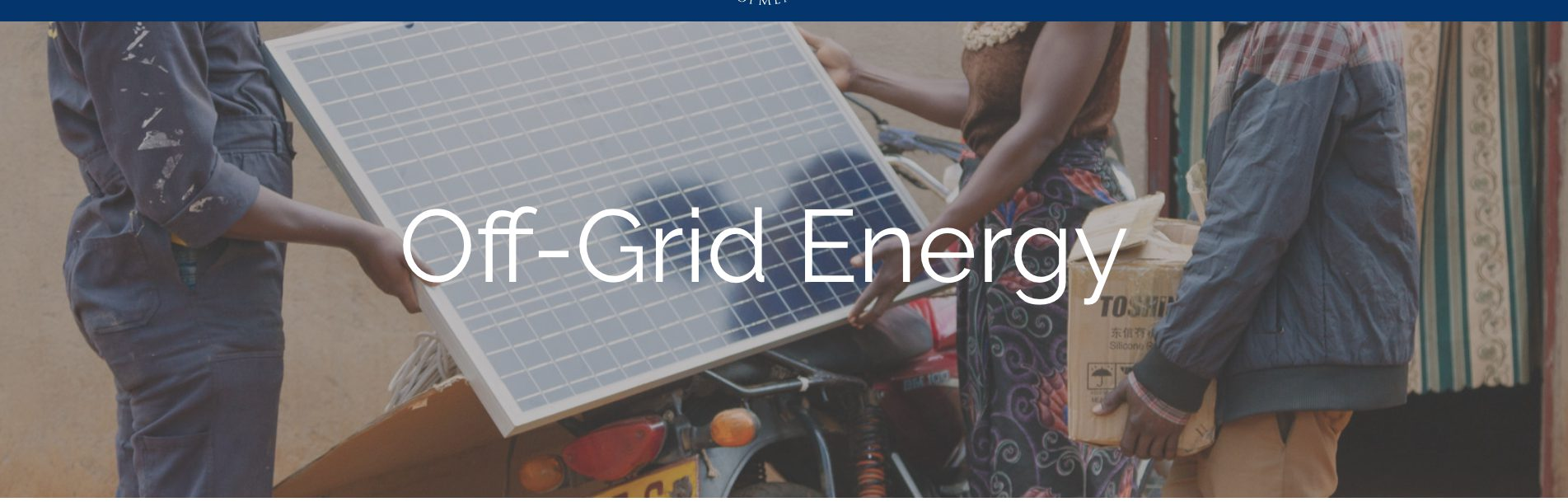 USADF-All On Nigeria Off-Grid Energy Challenge
