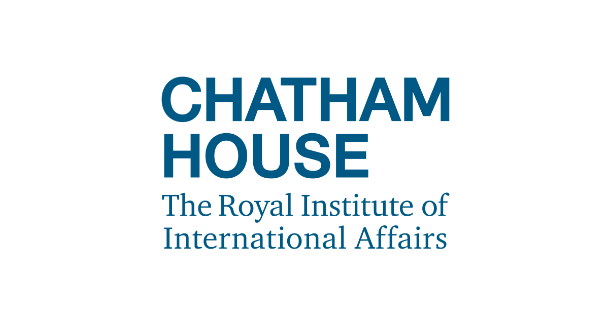 Chatham House Robert Bosch Stiftung Academy Fellowship