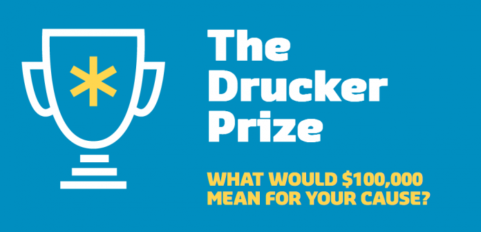 The Drucker Prize