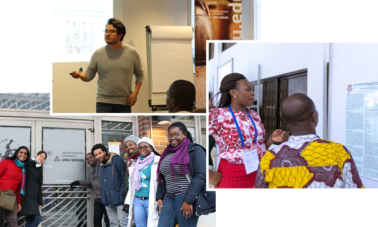 UNU-WIDER Visiting PhD Fellowship Program