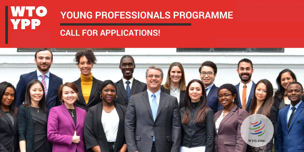 World Trade Organization (WTO) Young Professionals Programme (YPP)