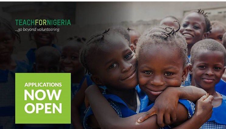 Teach For Nigeria Fellowship Programme