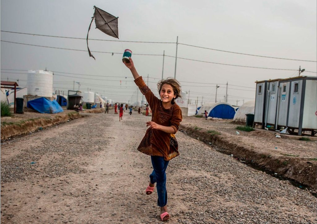 Children's Peace Image of the Year International Photo Competition