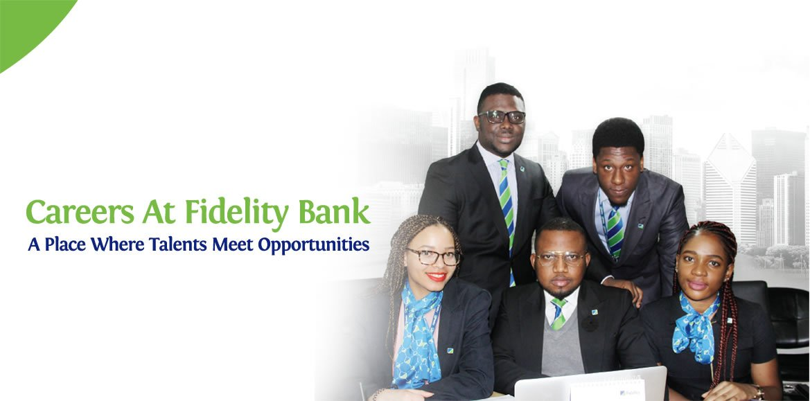 Fidelity Bank Graduate Trainee Recruitment