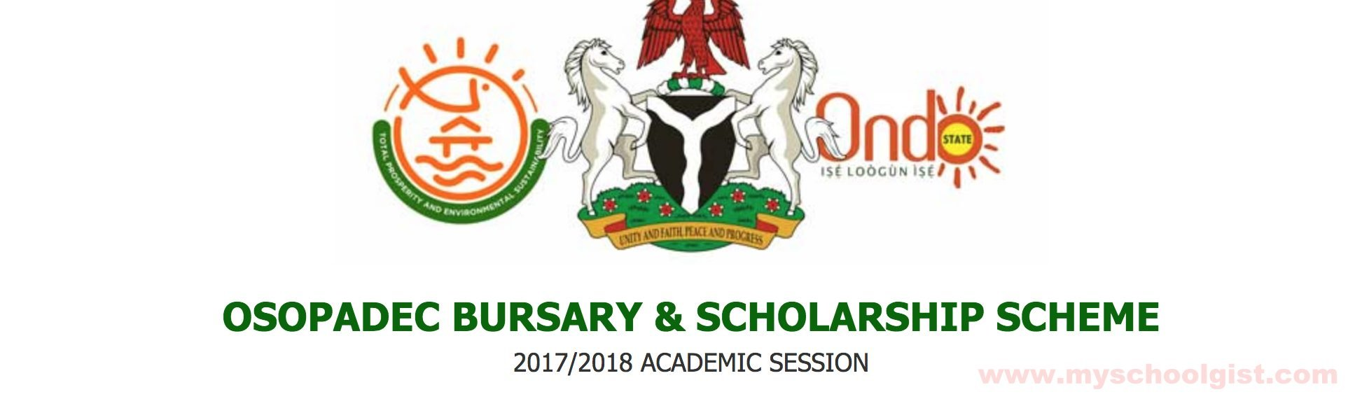 OSOPADEC Bursary and Scholarship Awards