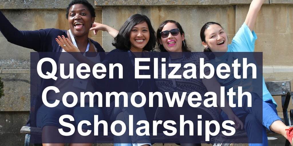 Queen Elizabeth Commonwealth Scholarships in South Africa