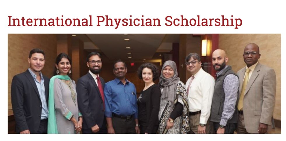 AAHPM International Physician Scholarship