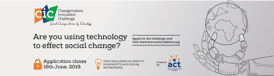 ACT Foundation Changemakers Innovation Challenge