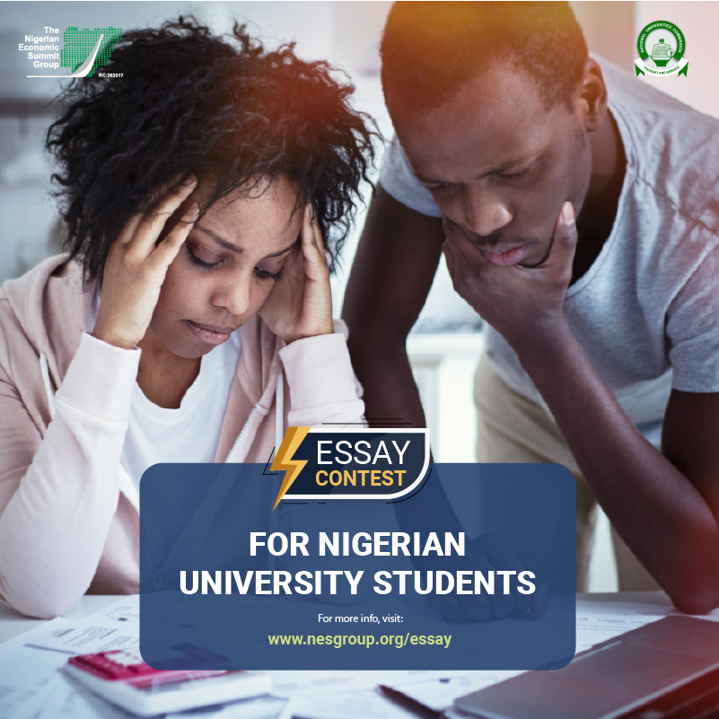 Nigerian Economic Summit Group (NESG) Essay Competition
