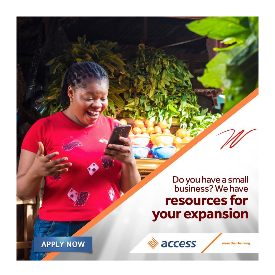Access Bank Womenpreneur Pitch-A-Ton