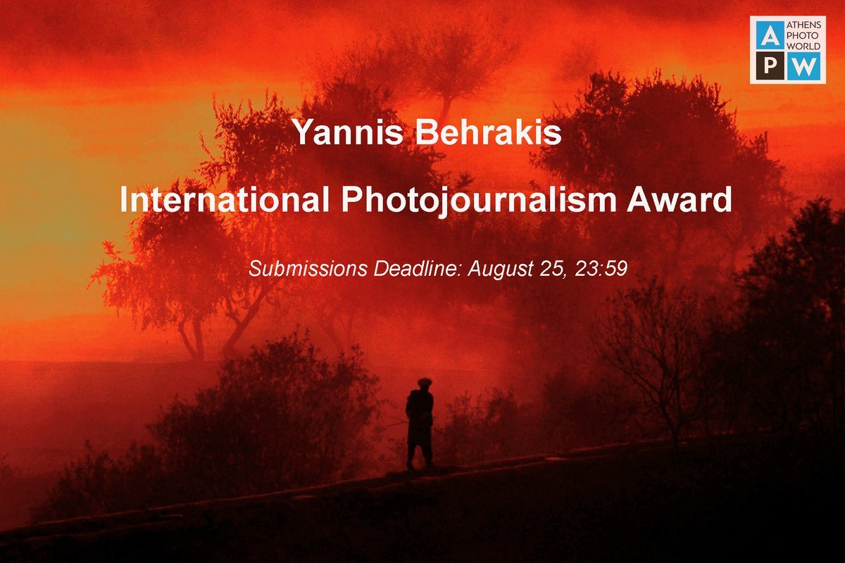 Athens Photo World Yannis Behrakis International Photojournalism Award