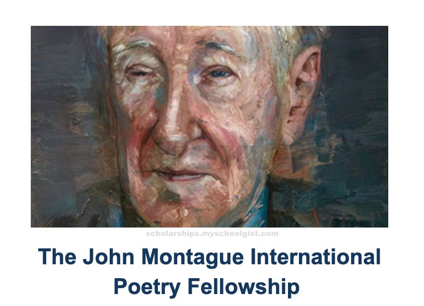 John Montague International Poetry Fellowship