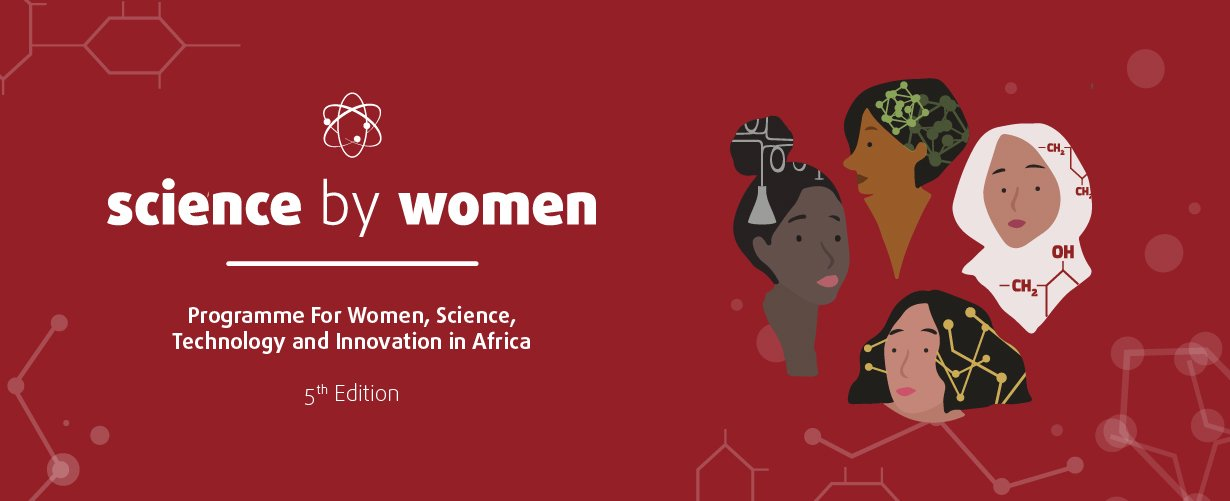 Women for Africa Foundation (FMxA) Science by Women Programme