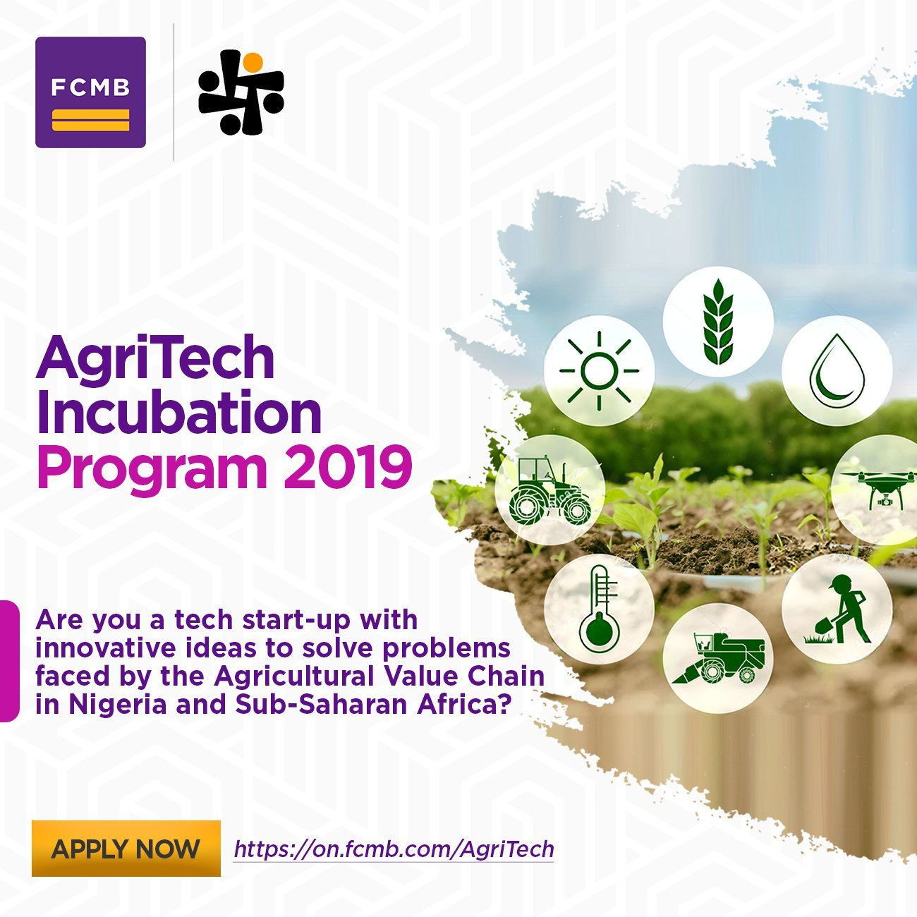 FCMB Wennovation AgriTech Incubation Program