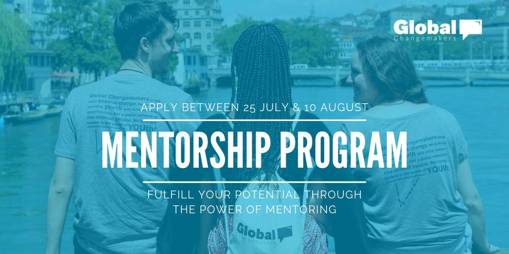 Global Changemakers Mentorship Programme