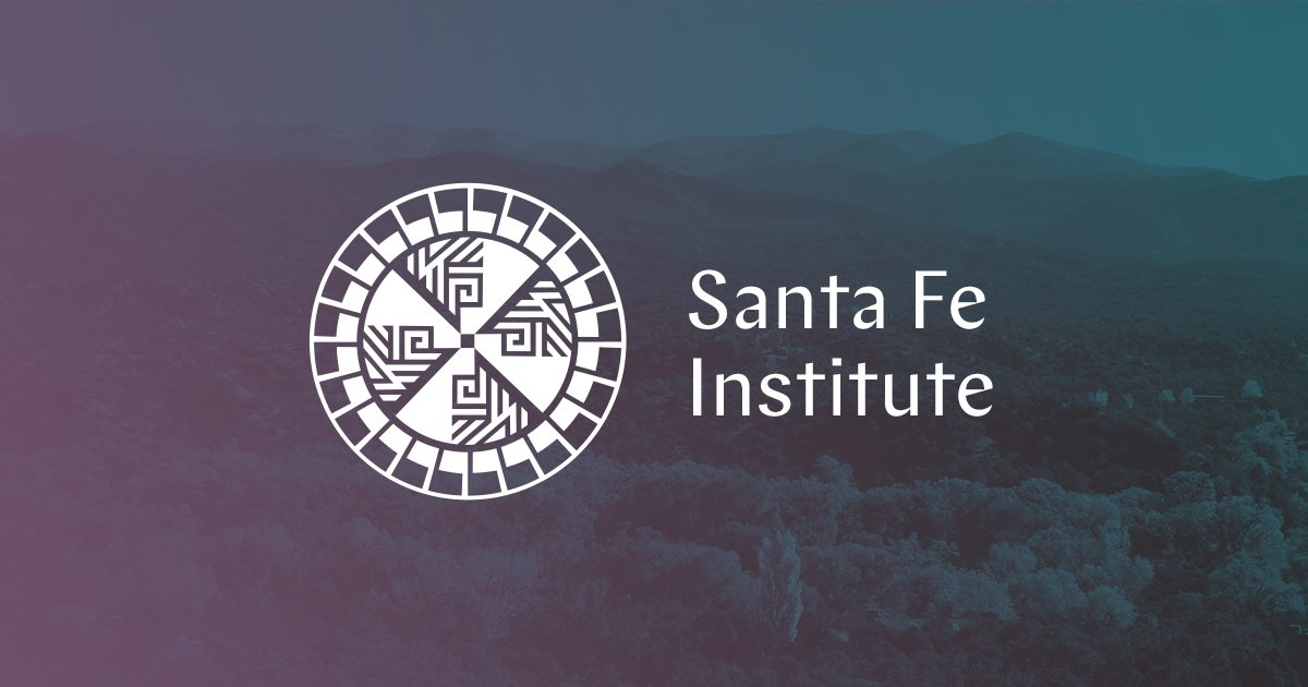 Santa Fe Institute Complexity Postdoctoral Fellowship