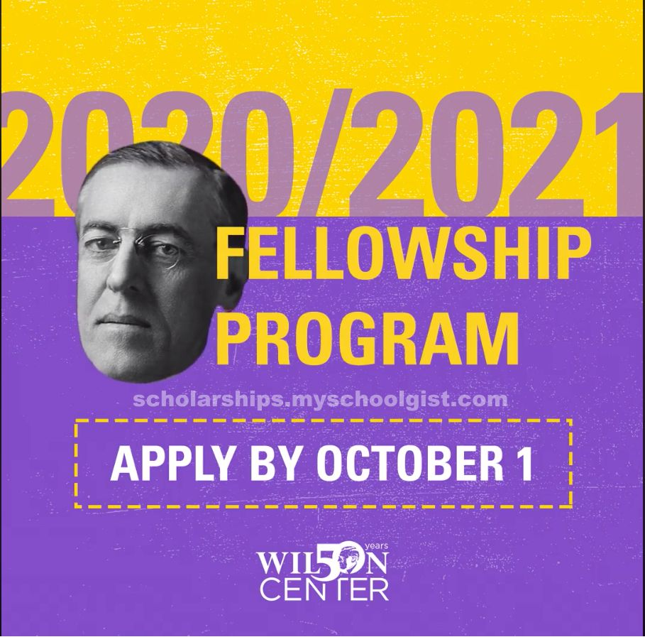 Woodrow Wilson Center International Fellowship Program