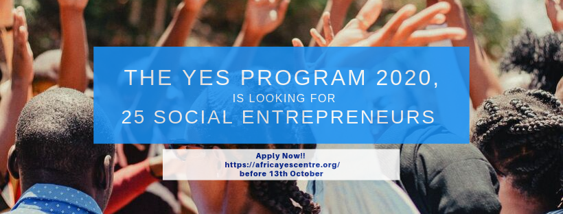 Africa Young Entrepreneur Support (YES) Program