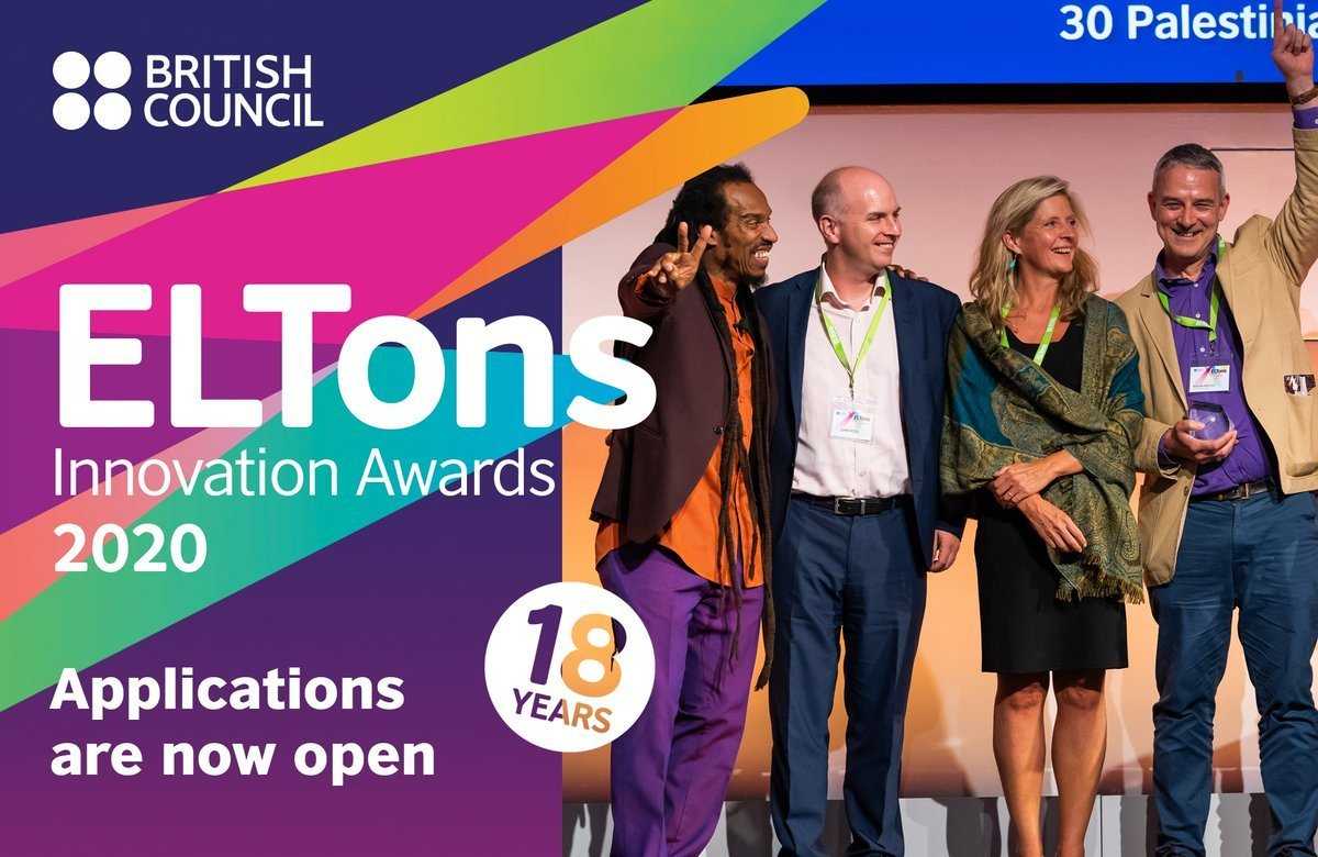 British Council ELTons Innovation Awards