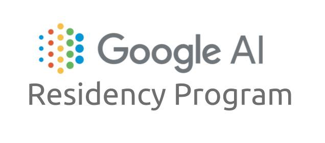 Google AI Residency Program