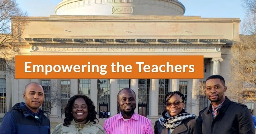 MIT-Empowering the Teachers (MIT-ETT) Program