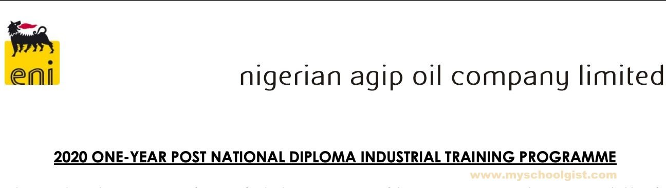 AGIP ND IT Program