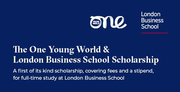 One Young World & London Business School Scholarship