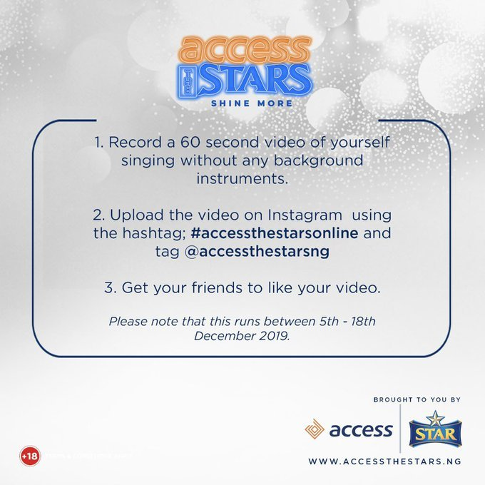 Access the Stars Competition