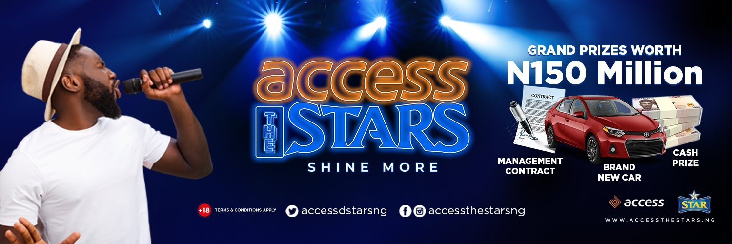 Access the Stars online Competition
