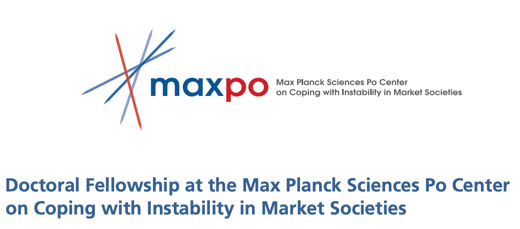 MaxPo Doctoral Fellowship