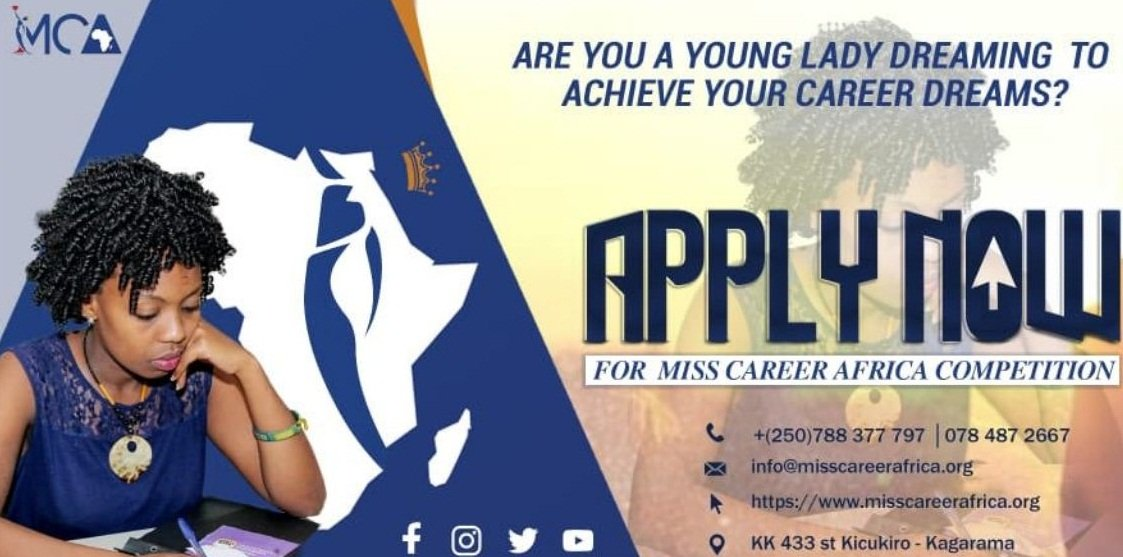 Miss Career Africa Competition