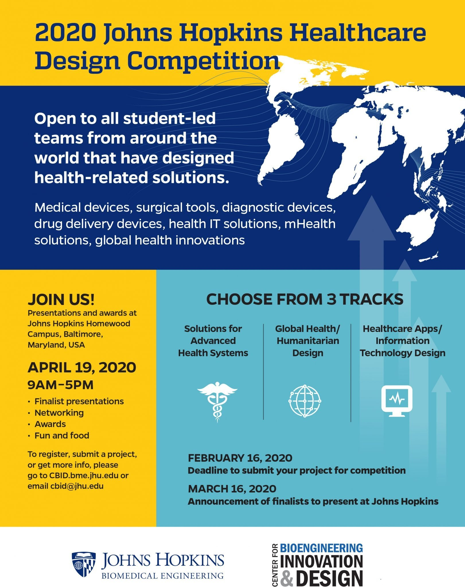 Johns Hopkins Healthcare Design Competition