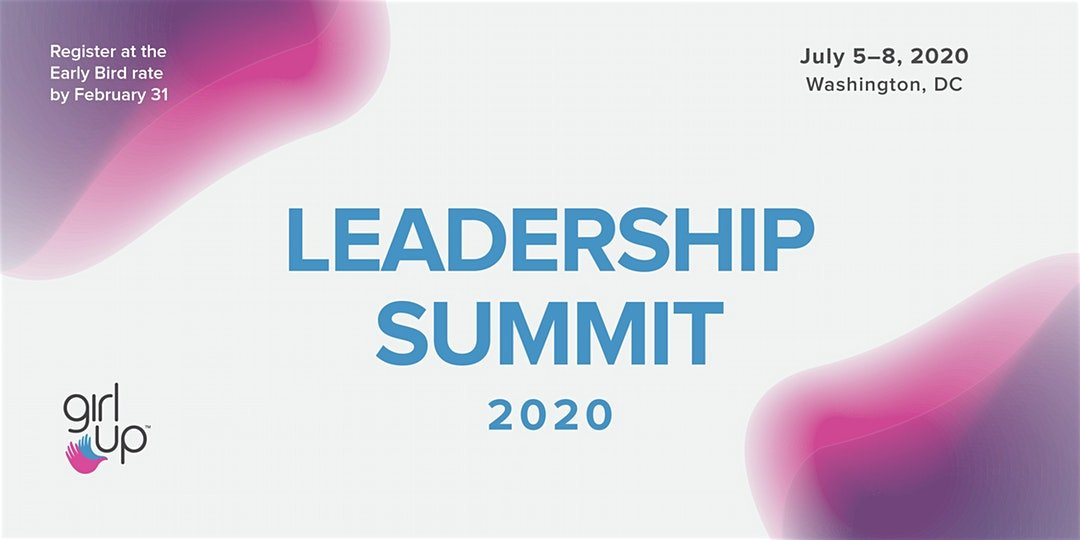 United Nations Foundation Girl Up Leadership Summit