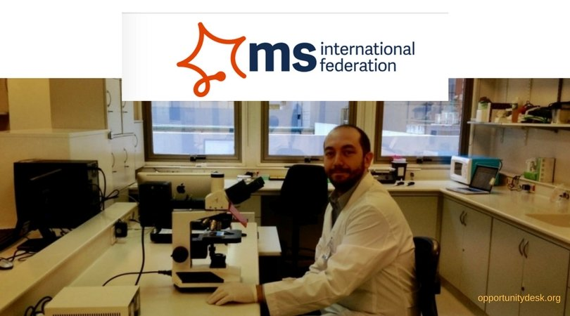 MSIF McDonald Fellowship Programme