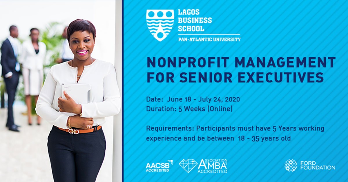 Lagos Business School Online Training Programme