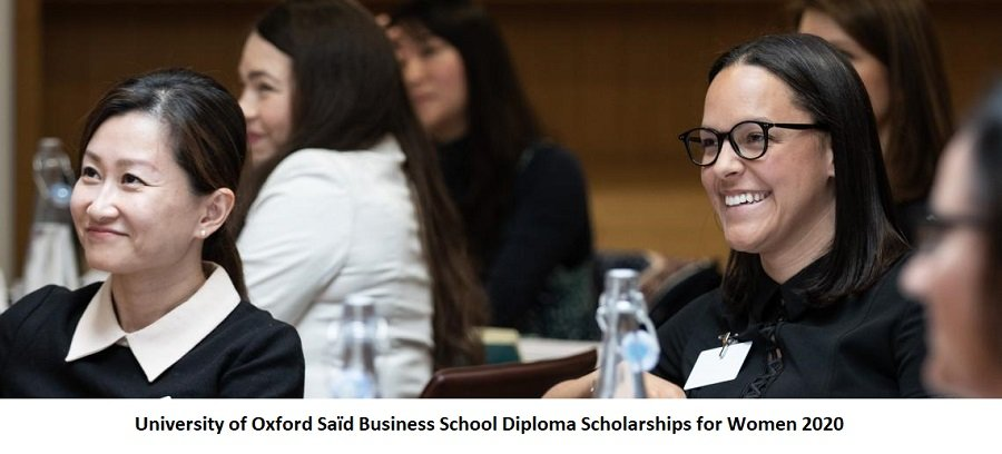 University of Oxford Saïd Business School Diploma Scholarships
