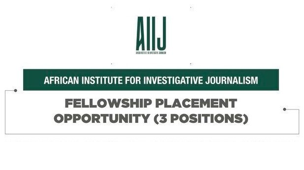 African Institute for Investigative Journalism (AIIJ) Fellowship Programme