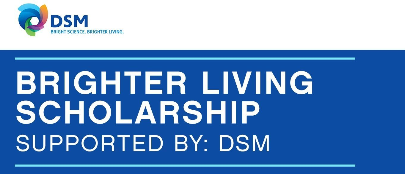 DSM Brighter Living Scholarship