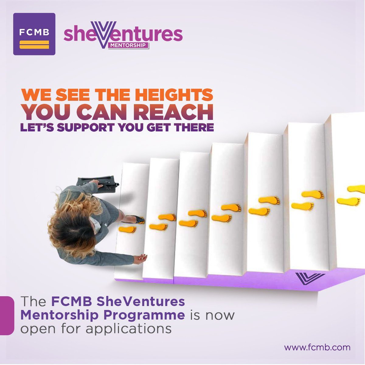 FCMB SheVentures Mentorship Program
