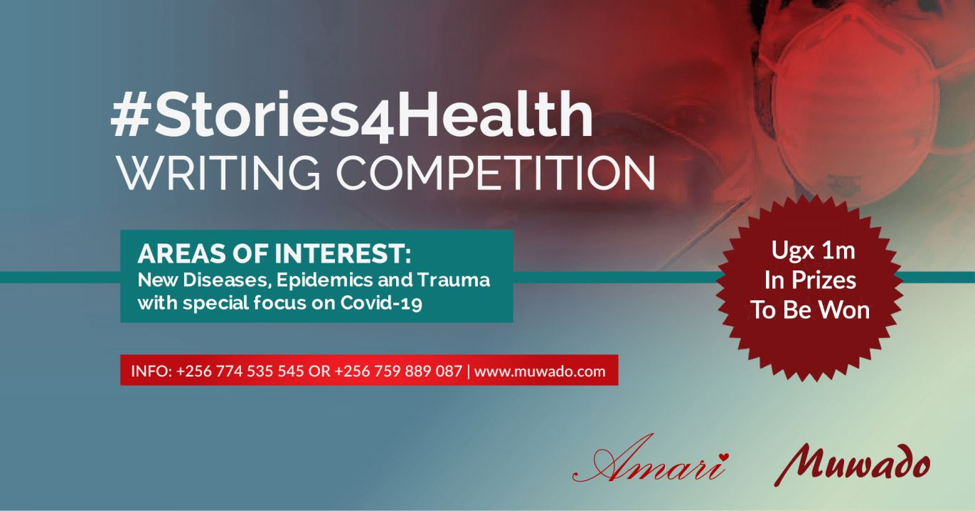 Muwado #Stories4Health Writing Competition