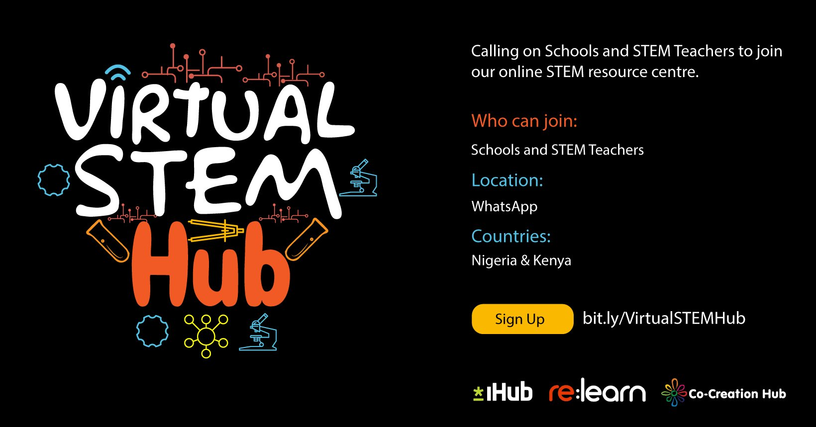 re-learn Virtual STEM Hub