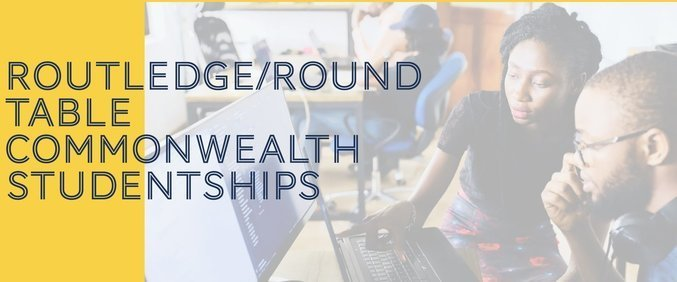 ACU Routeledge Round Table Commonwealth Studentships